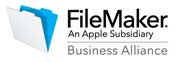 FileMaker Business Alliance Badge