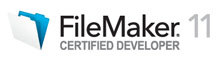 FileMaker 9 Certified Developer Badge